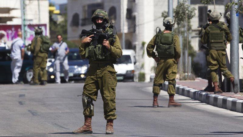اشتباك مسلّح بين مقاومين وصهاينة في نابلس