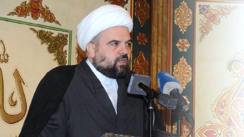الشيخ قبلان: لتمرّد وطني على واشنطن والقبول بالعرض الإيراني أو الروسي أو الصيني