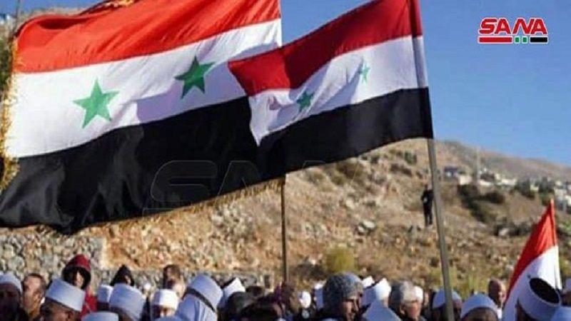 أهالي الجولان رداً على مخططات الاحتلال: لا تنازل ولا تفريط بشبرٍ واحدٍ