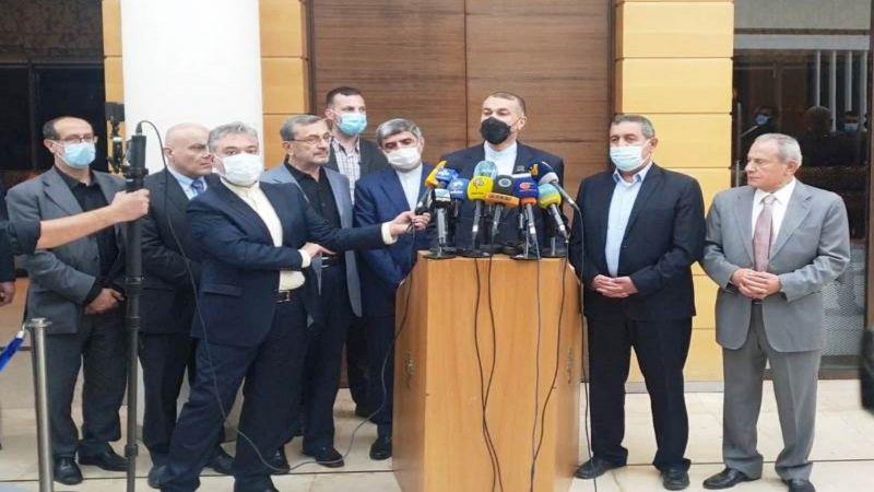 زيارة عبد اللهيان.. وواقع لبنان