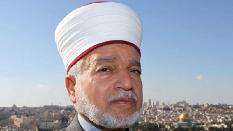 """مفتي القدس يحذر: انتهاك صهيوأمريكي لمقبرة """"مأمن الله"""""""