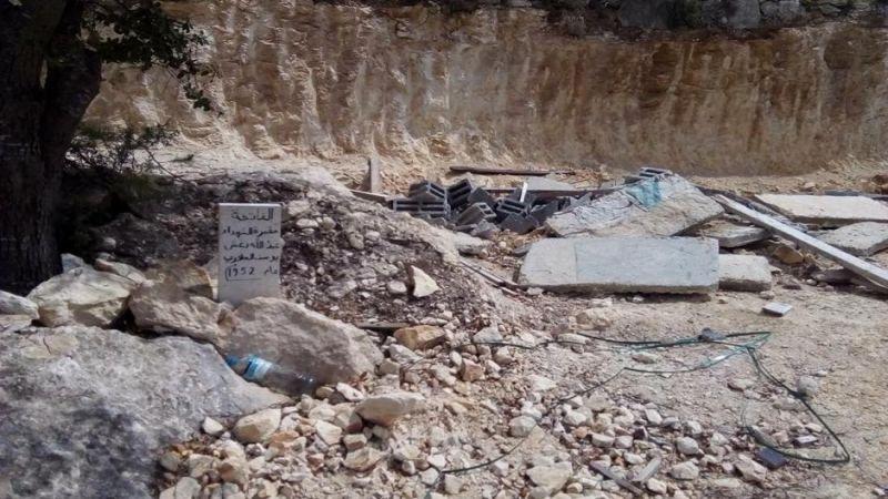 الاحتلال ينتهك حرمة الأموات في القدس