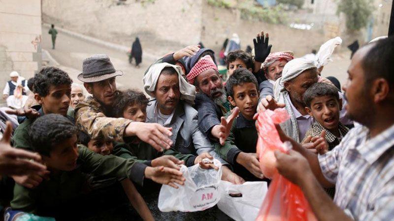 5 ملايين يمني يواجهون المجاعة