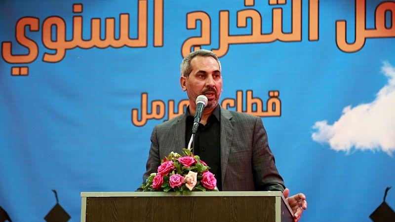 حمادة: لا نقاش في موقفنا من حقوق ومطالب المعلمين