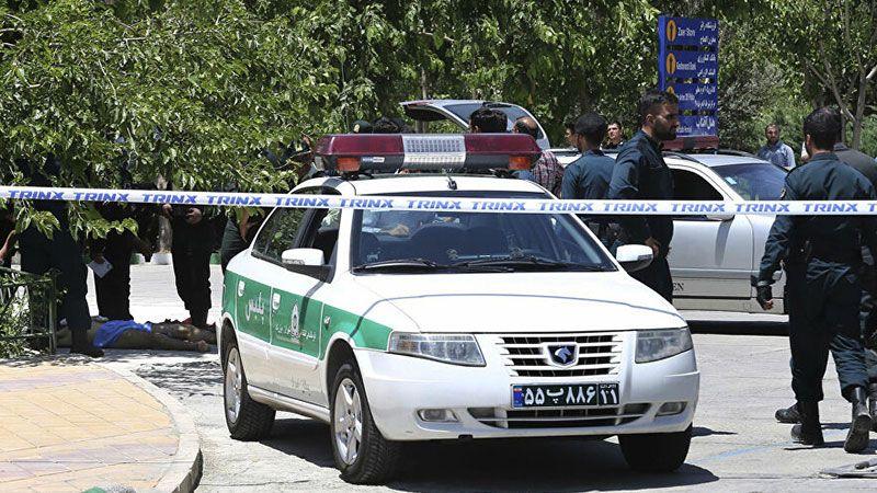 الأمن الإيراني يعتقل 10 أشخاص على صلة بمخابرات إقليمية