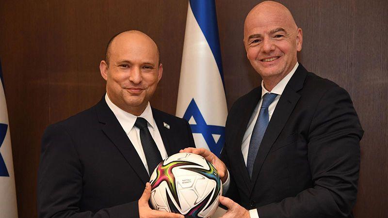 الاتحاد الفلسطيني لكرة القدم يتهم الفيفا بالانحياز للعدو