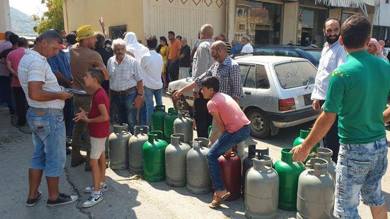 غاز المنازل.. باب ذلّ جديد للبنانيين