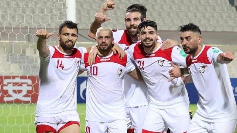 المنتخب اللبناني ينعش الآمال بالوصول إلى نهائيات كأس العالم