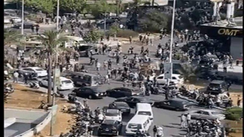 هكذا تتبنى القوات العمل الإرهابي بحق المتظاهرين السلميين في الطيونة