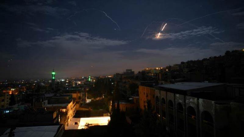 عدوان صهيوني جديد على سوريا وحلفاؤها يُهدّدون بالردّ القاسي