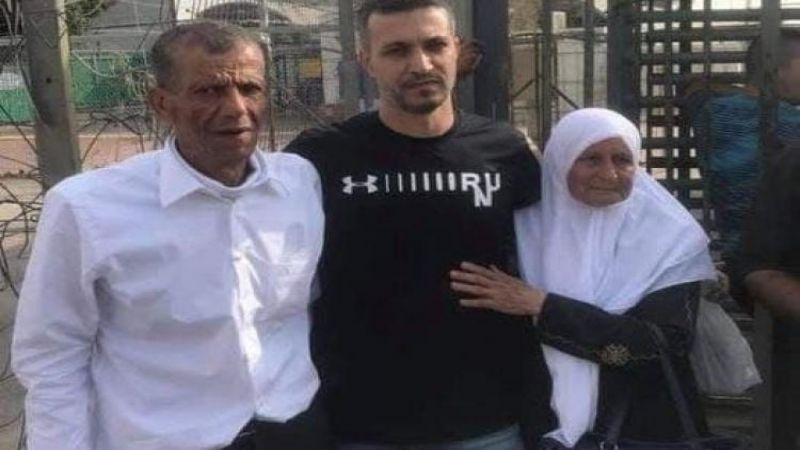 الإحتلال يُفرج عن الأسير الفلسطيني شادي وشاحي بعد 19 عامًا