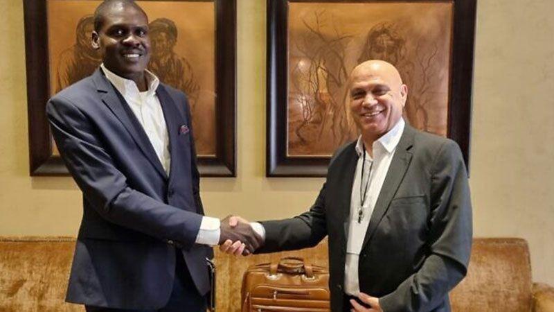 لقاء تطبيعي بين السودان وكيان العدو برعاية أبو ظبي