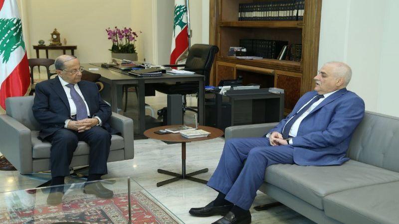 جبق: الدواء اللبناني سيدخل الى العراق