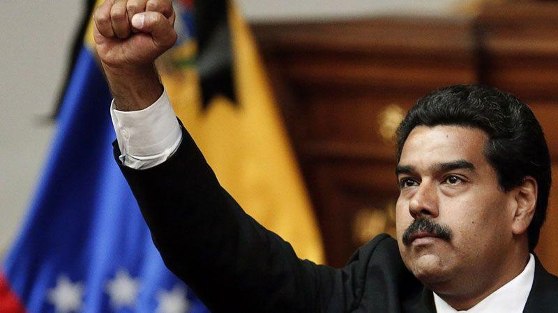 مادورو: فنزويلا لن تقبل الضغط أو الابتزاز من أيّة جهة كانت