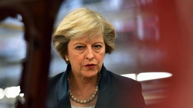 """ماي تعيد طرح """"بريكست"""" أمام البرلمان الشهر المقبل"""