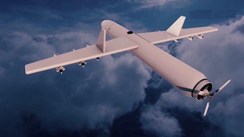 طائرة قاصف2k اليمنية تضرب مطار نجران لليوم الثالث على التوالي