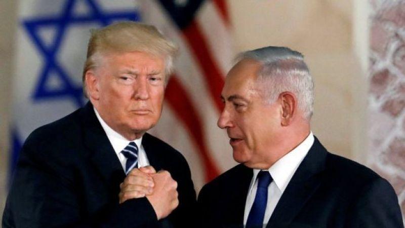 """""""يديعوت"""": ترامب يسعى لإنقاذ الجبهة الداخلية الإسرائيلية"""