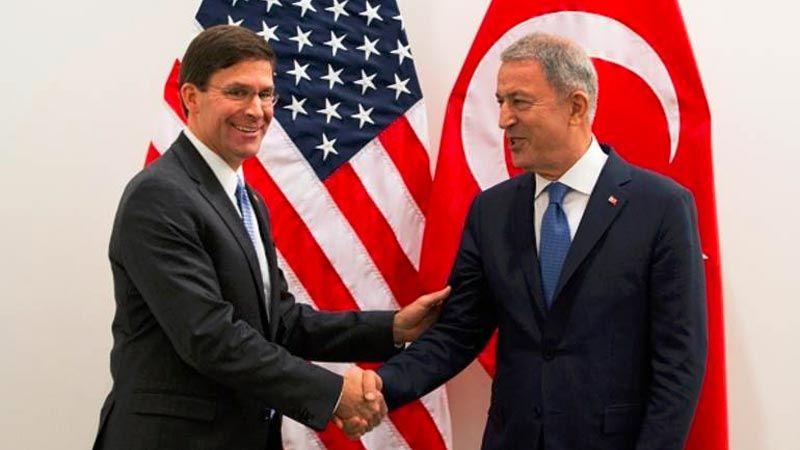 """دمشق ترفض الاتفاق الأمريكي التركي حول إنشاء """"منطقة آمنة"""""""