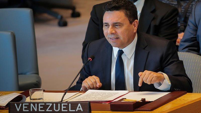 فنزويلا تطالب مجلس الأمن بالرد على تهديدات ترامب