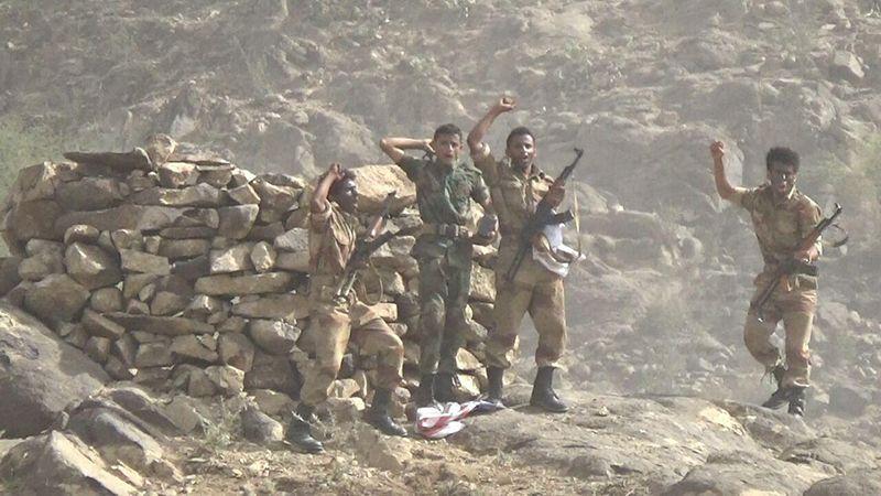 الجيش اليمني يوجّه ضربات متتالية للجيش السعودي