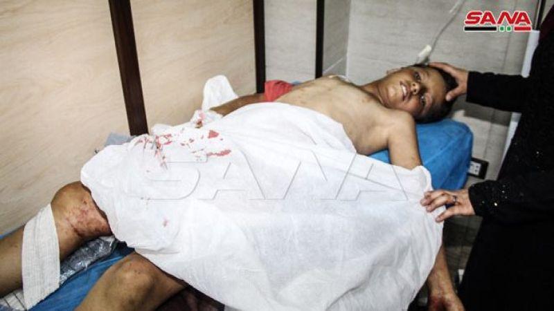 استشهاد 6 مدنيين وإصابة 9 آخرين بقصف المسلحين على أحياء سكنية في حلب