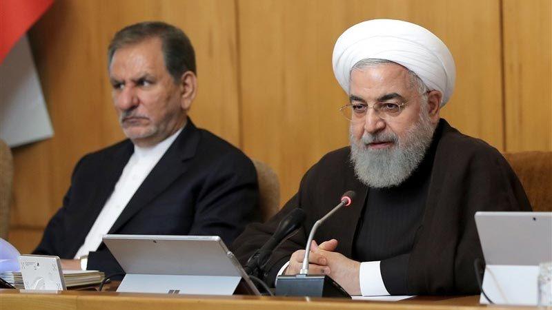 روحاني: ستُدرك بريطانيا تداعيات احتجاز الناقلة الإيرانية لاحقًا