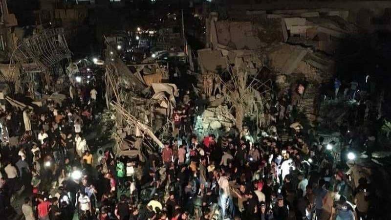 العراق: شهداء وجرحى بتفجير إرهابي في مدينة الصدر
