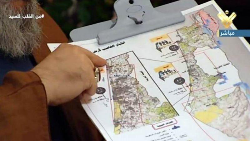 """خريطة """"السيد"""" أو خريطة طريق الصلاة في القدس"""