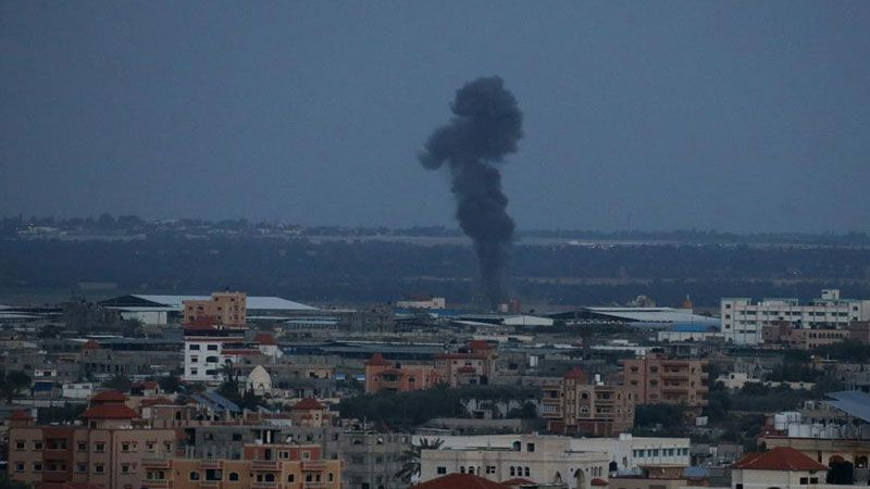 العدو يعدّ خطة حرب على قطاع غزة