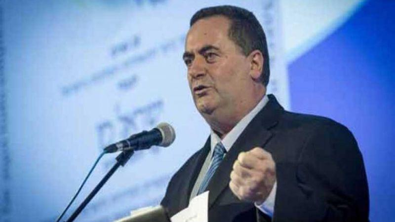 """كاتس: """"إسرائيل"""" تندمج ضمن خطة أمريكا لأمن الملاحة البحرية في مياه الخليج"""