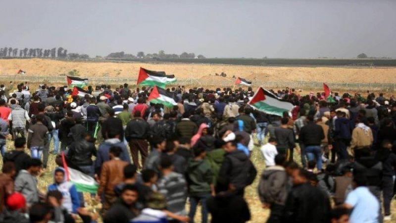 """غزة تستعد لـ جمعة """"لا تفاوض لا صلح لا اعتراف بالكيان"""""""