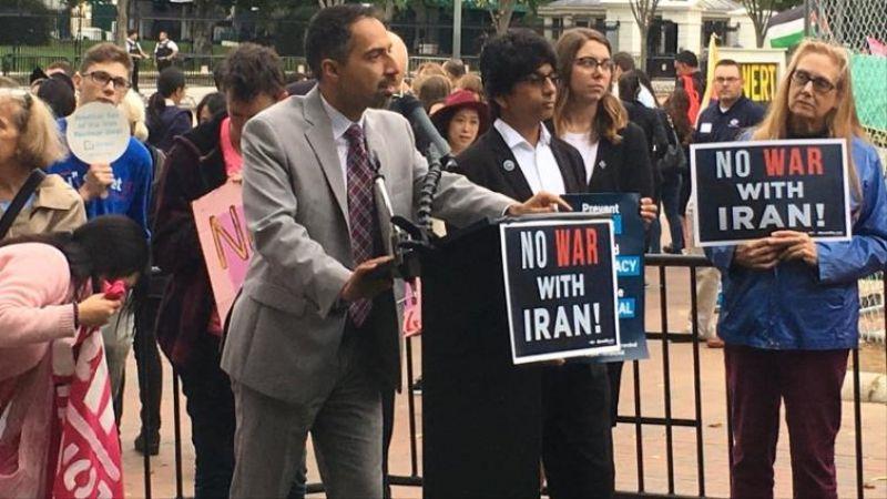 المجلس الوطني الإيراني الأميركي يحذر من استراتيجية ترامب حيال إيران