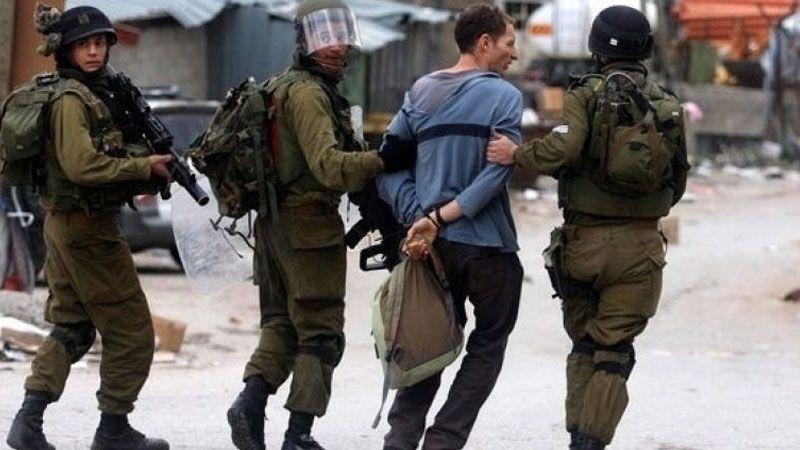 الاحتلال يعتقل 11 فلسطينيًا في الضفة والقدس