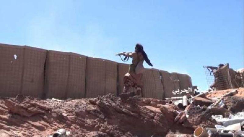 عملية نوعية للجيش اليمني غرب السديس وإحباط هجوم للعدوان في مربع الحماد