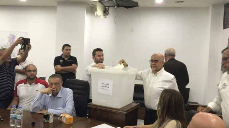 رياض يمق رئيساً لبلدية طرابلس