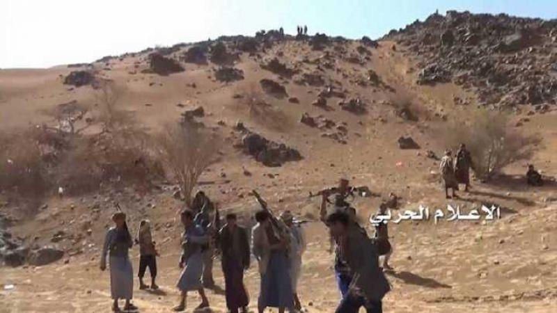 عملية نوعية للجيش اليمني واللجان على مواقع المرتزقة في الجوف