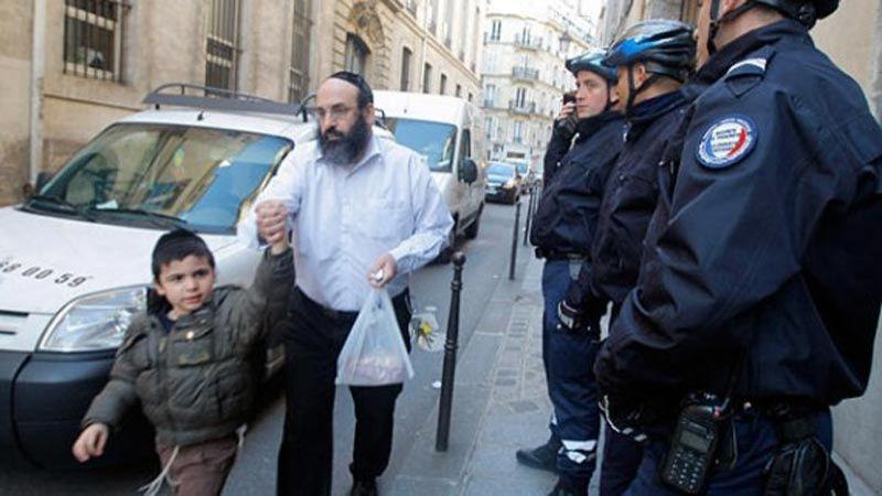 66 % من يهود فرنسا يرفضون الهجرة إلى الأراضي المحتلة
