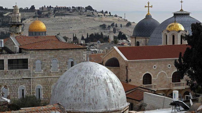 مساجد القدس مقفلة أول أيام عيد الأضحى