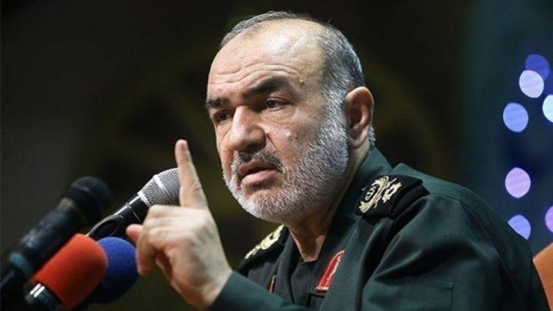 قائد حرس الثورة: سياسات العدو فشلت ميدانيًا