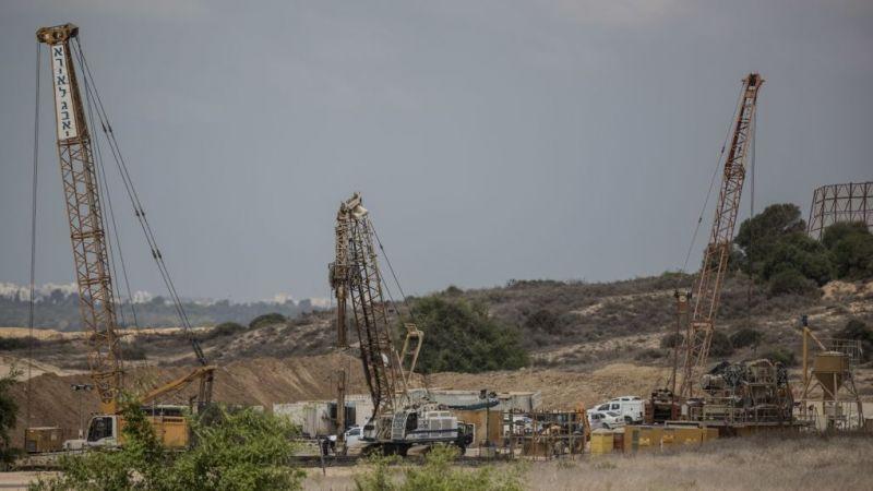 جدار أمني جديد على حدود غزة لتفادي صواريخ المقاومة