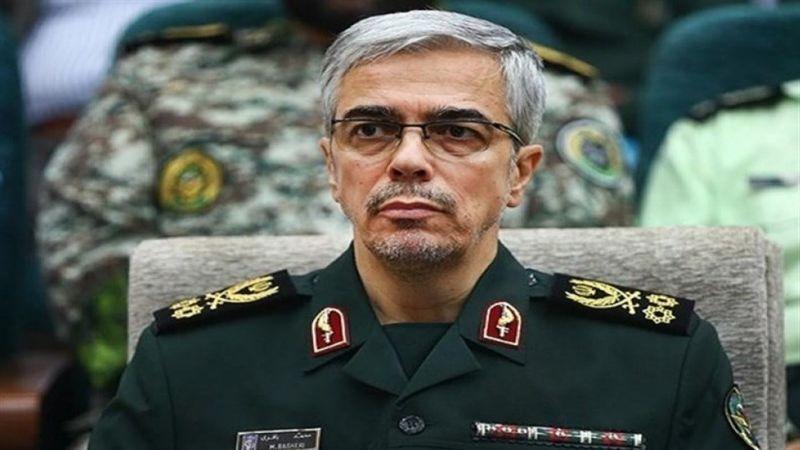 اللواء باقري: احتجاز ناقلة النفط الإيرانية لن يبقى دون رد