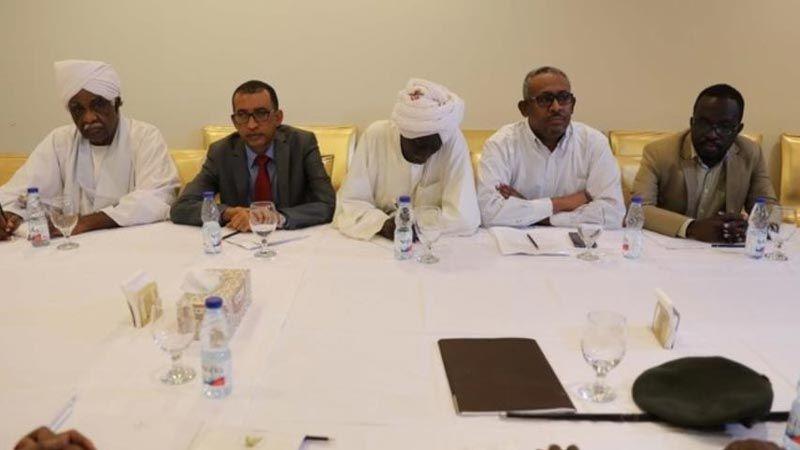 اجتماعات بين قوى المعارضة السودانية في أديس أبابا