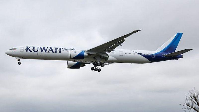 شركة الطيران الكويتية ترفض نقل صهاينة على متن خطوطها