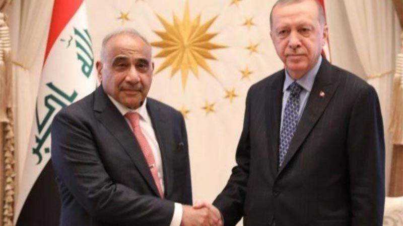 اتفاق أمني بين تركيا والعراق