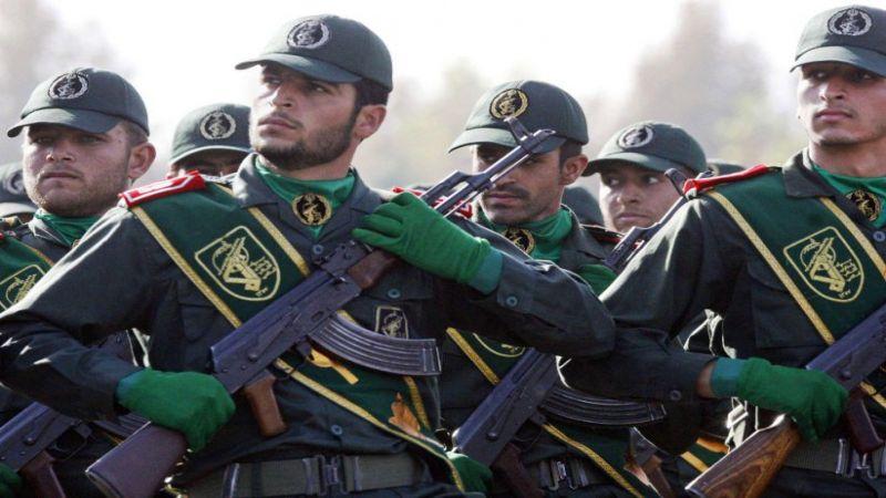 حرس الثورة الإسلامية يفكك خلية إرهابية غرب إيران