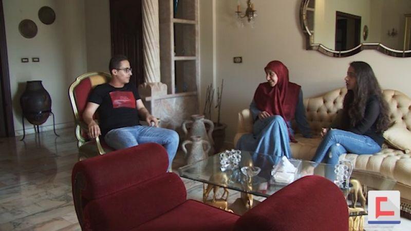 هادي ومريم .. تفوّق في الامتحانات الرسمية رغم المرض