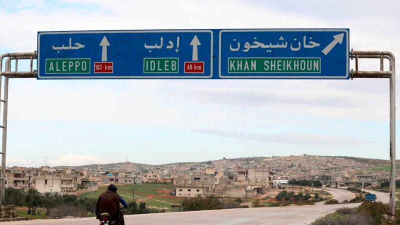 الجيش العربي السوري في طريقه نحو تحرير ادلب