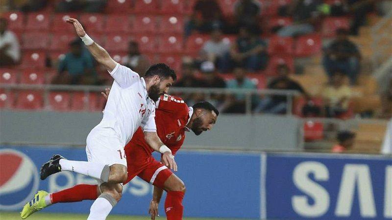 لبنان ينهي مشواره بخسارة أمام اليمن في بطولة غرب آسيا