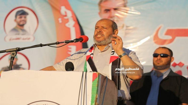 """""""حماس"""": المقاومة الفلسطينية تزداد قوة"""