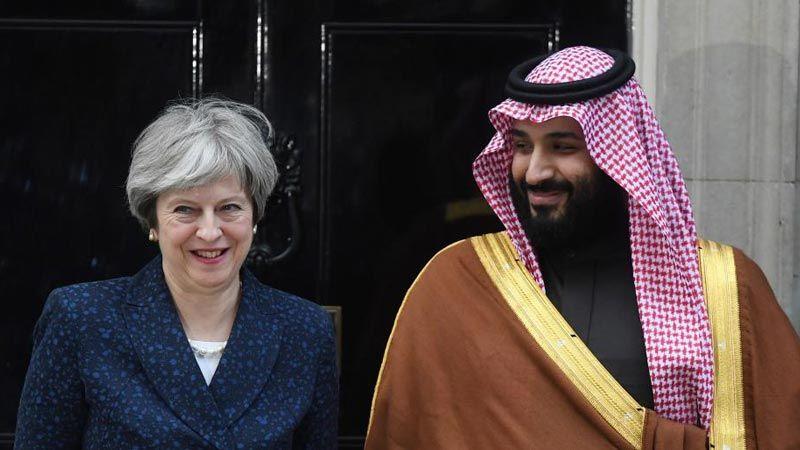 بريطانيا: جدل حاد بين الحكومة والمعارضة بشأن تسليح الرياض